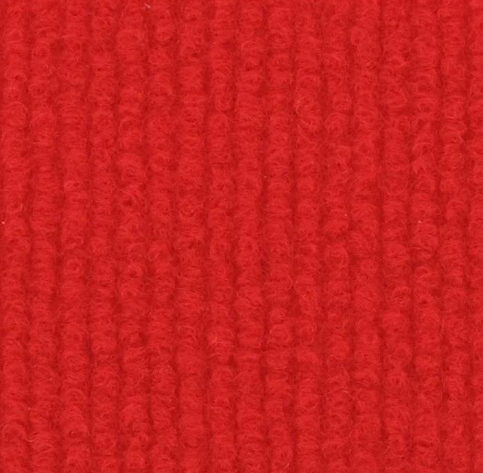 1718, Czerwony, Pantone 199C, RAL 3020